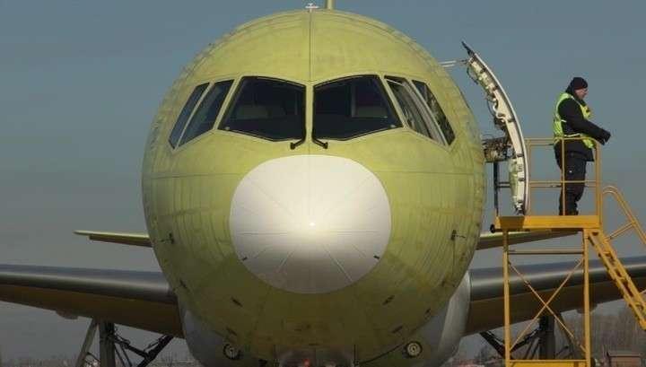 Поставки заказчикам нового самолёта МС-21 начнутся в 2021 году