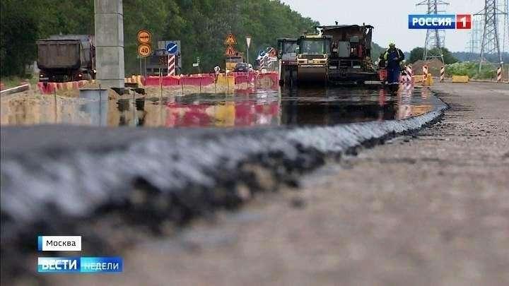 Губернаторы и министры попробовали поучиться строить дороги