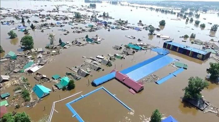 Наводнение в Иркутске: почему президент из Японии в Минск летел через Братск