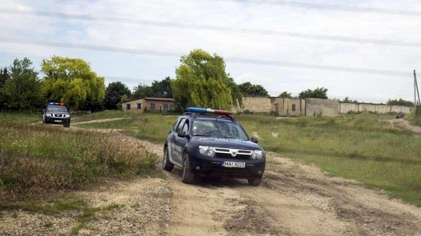 Автомобили пограничной полиции МВД Молдовы