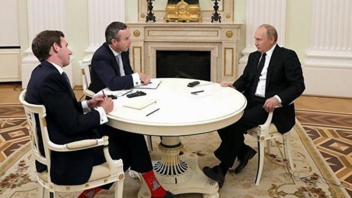 Интервью Владимира Путина Financial Times буквально взорвало мировое информационное поле