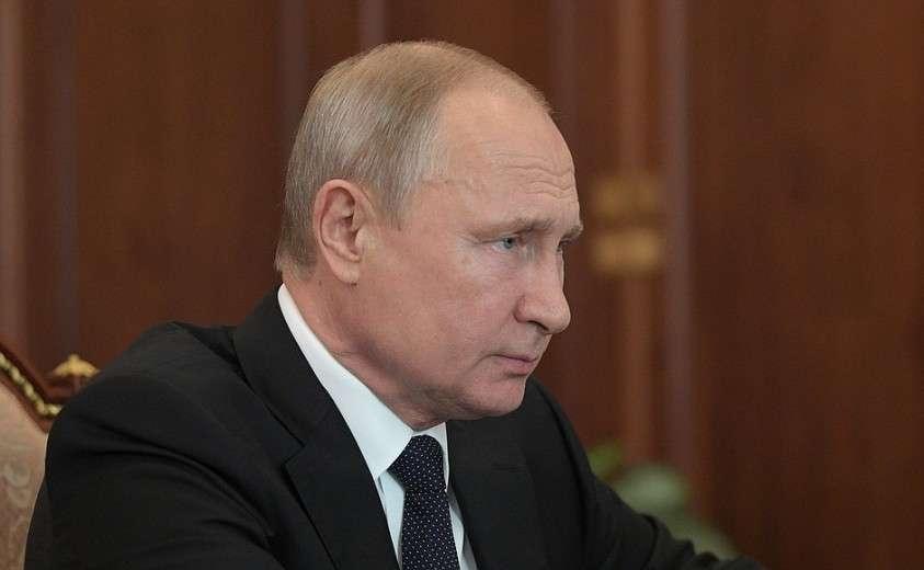 В ходе встречи с временно исполняющим обязанности главы администрации Липецкой области Игорем Артамоновым.