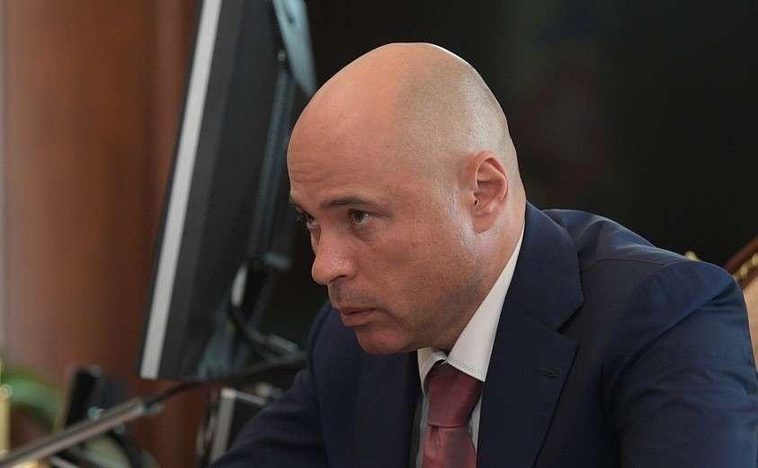 Временно исполняющий обязанности главы администрации Липецкой области Игорь Артамонов.