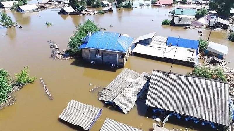 Наводнение в Иркутской области: вода постепенно уходит, новых подтоплений нет