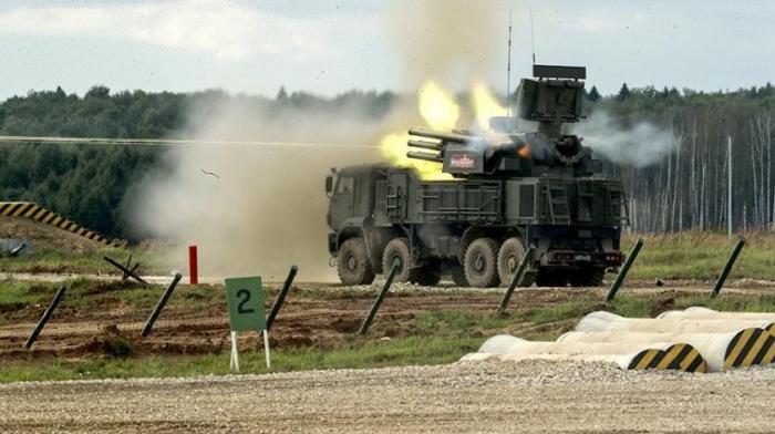 Армия России создает мобильные резервные части ПВО