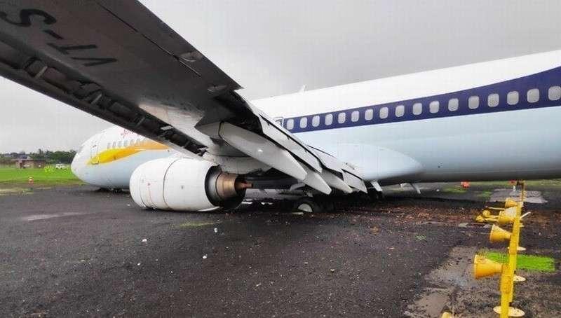 Уже второй Boeing 737 за последние 3 дня не удержался на посадочной полосе