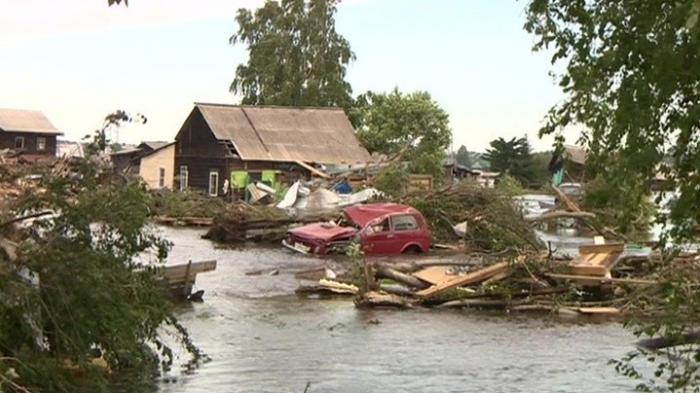 Наводнение в Иркутске. Еще пятеро пропавших обнаружены живыми