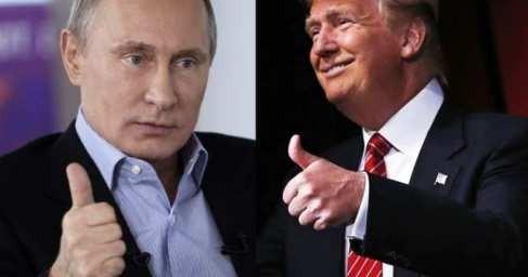 США копируют Россию, а Трамп – Путина. День Победы по-американски
