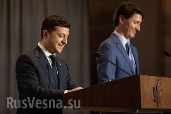 Канада будет поставлять Украине бронетехнику НАТО | Русская весна