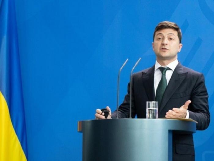 Зеленский приехал в Канаду: президент новый, слова Вальцмана