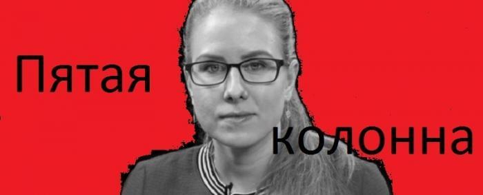 Кандидат от пятой колонны Соболь не может выиграть по-честному и прибегают к «грязным» методам