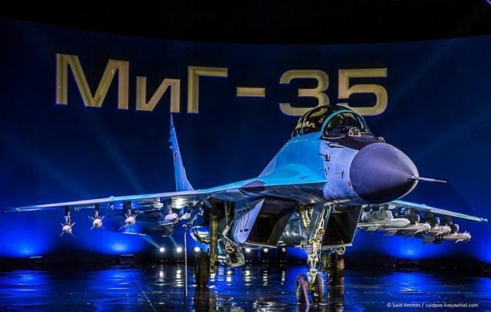 Встречайте: МиГ-35 – многофункциональный истребитель для завоевания превосходства в воздухе