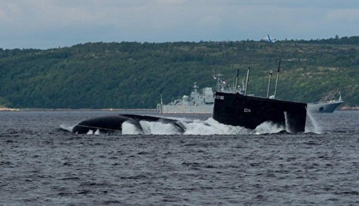 Washington Examiner (США): почему все подводники будут оплакивать 14 русских моряков
