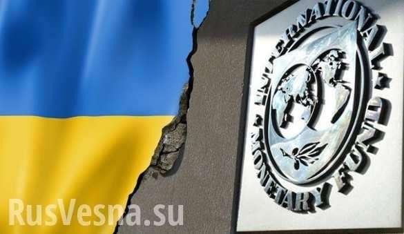Системный тупик Украины – директора МВФ наконец-то его увидели (ВИДЕО) | Русская весна