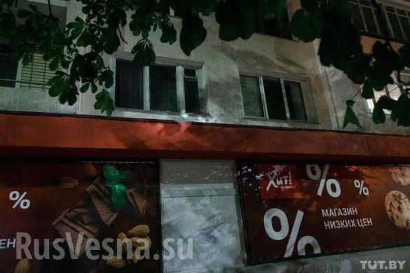 ЧП во время салюта в Минске: выбиты стекла, есть пострадавшие (ВИДЕО, ФОТО 18+) | Русская весна