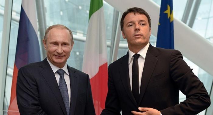 Визит Владимира Путина в Италию выявил разногласия внутри стран ЕС