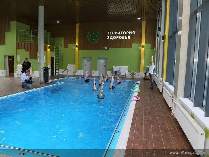 В Алтайском крае открыт новый реабилитиационный центр ортопедо-травматологического профиля