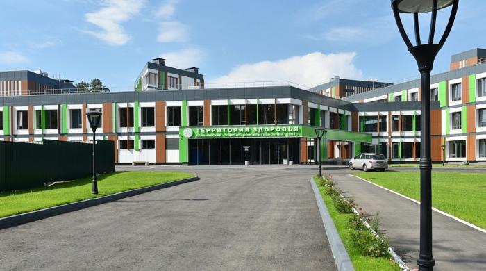 ВАлтайском крае открыт новый реабилитиационный центр ортопедо-травматологического профиля