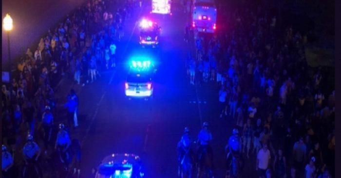 В Чикаго салют на День независимости США окончился кровавой резнёй идавкой