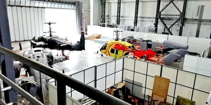 Перспективный вертолет для ВМФ создают на новых технических принципах