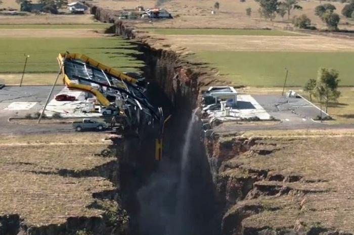В Калифорнии произошло землетрясение магнитудой 7,1. Это второе землетрясение