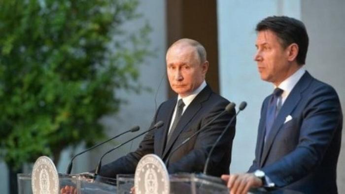 Владимир Путин божественно опустил на землю самозванца Гуайдо