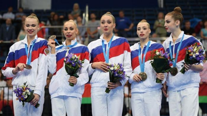 На Универсиаде в Неаполе россияне взяли четыре серебряных и пять бронзовых наград