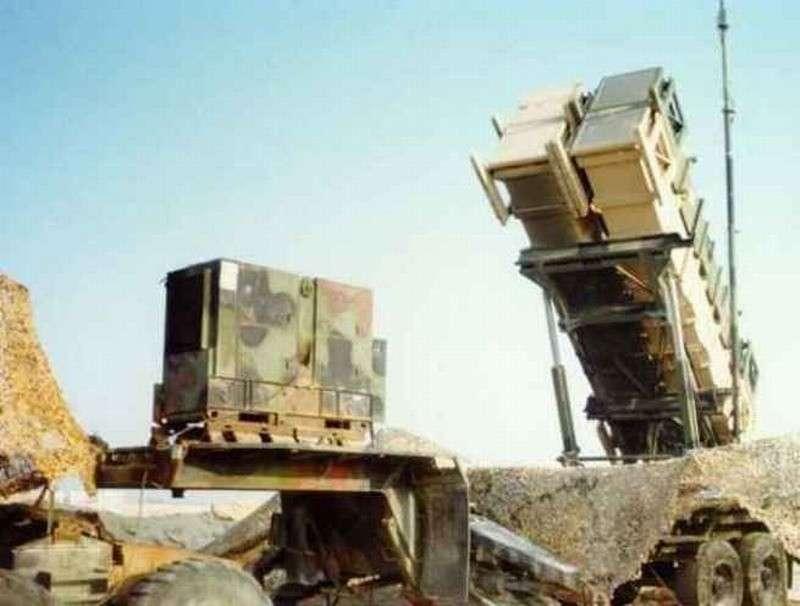 Американская ПРО «Патриот» уничтожена неизвестной ракетой хуситов