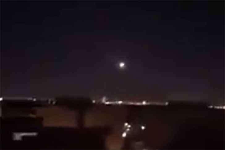 Неизвестная ракета уничтожила американский комплекс ПВО «Патриот»