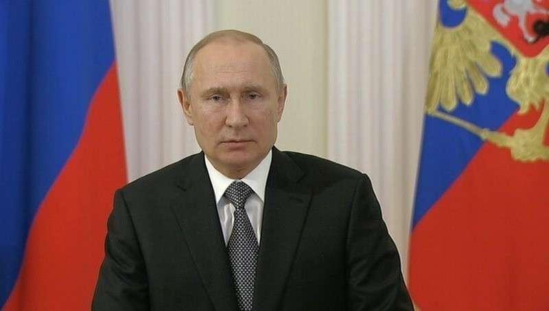 Владимир Путин рассказал об одном из приоритетных проектов