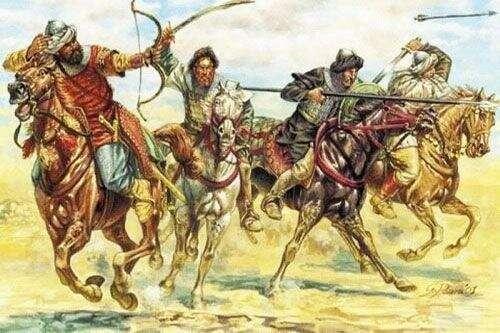 Как Святослав Храбрый сокрушил паразитический Хазарский Каганат