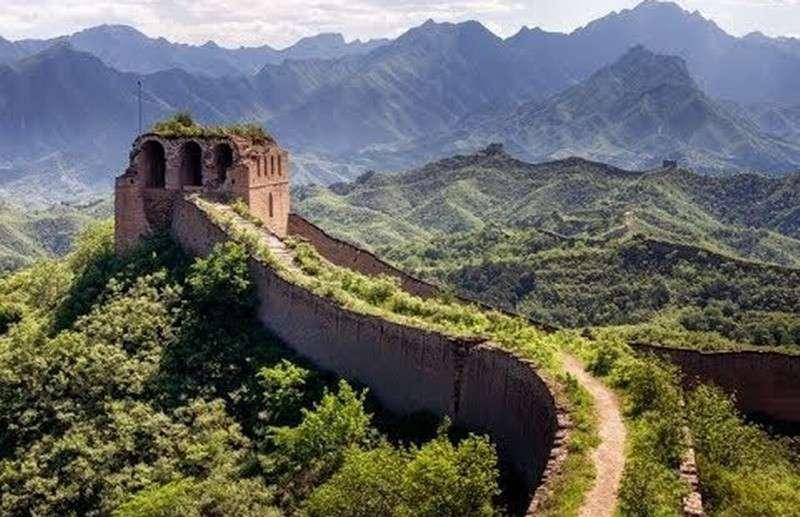 Китайская стена – 9000 км обмана. Археолог показал документ, который Китай скрывал от всего мира