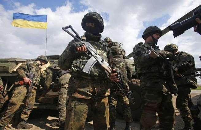 Карателям приходится покупать оружие у киевских торгашей