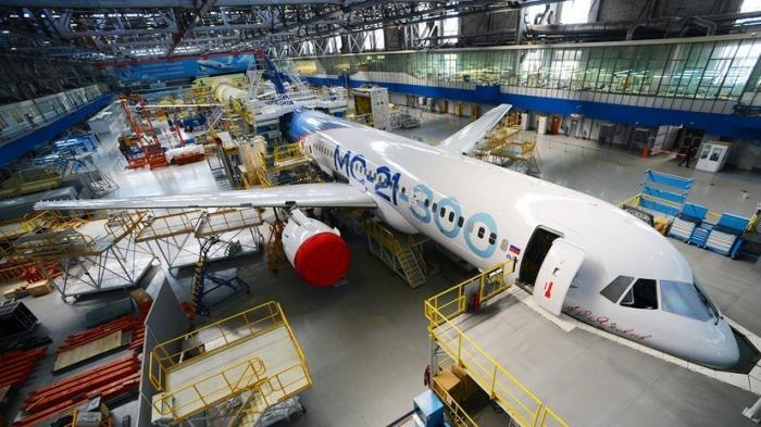 В правительстве рассказали о реализации проекта самолёта МС-21 вопреки санкциям