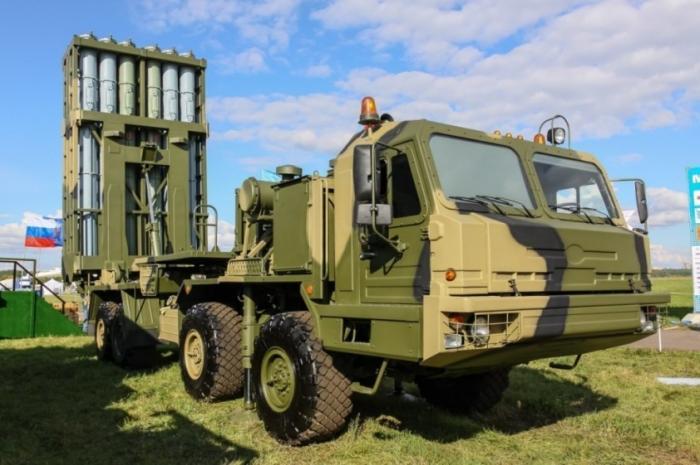 В России готовится к серийному выпуску «убийца крылатых ракет» ЗРК С-350