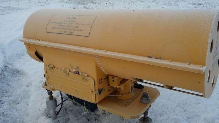В России представили новую лазерную систему посадки воздушных судов