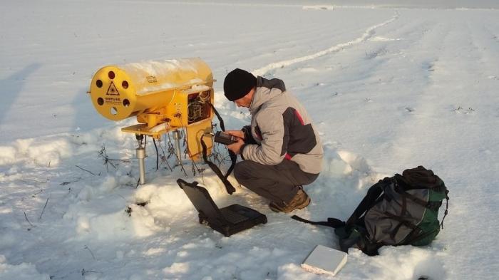 ВРоссии представили новую лазерную систему посадки воздушных судов в любую погоду