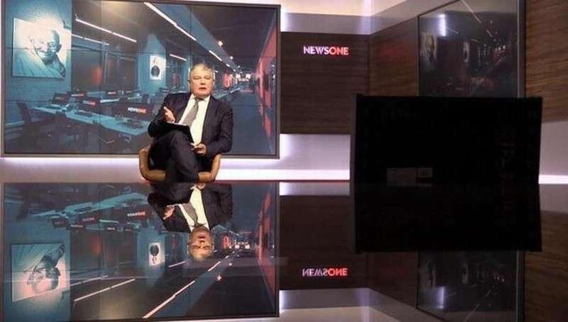 Украинский телеканал NewsOne отменил телемарафон с Россией из-за угроз физической расправы