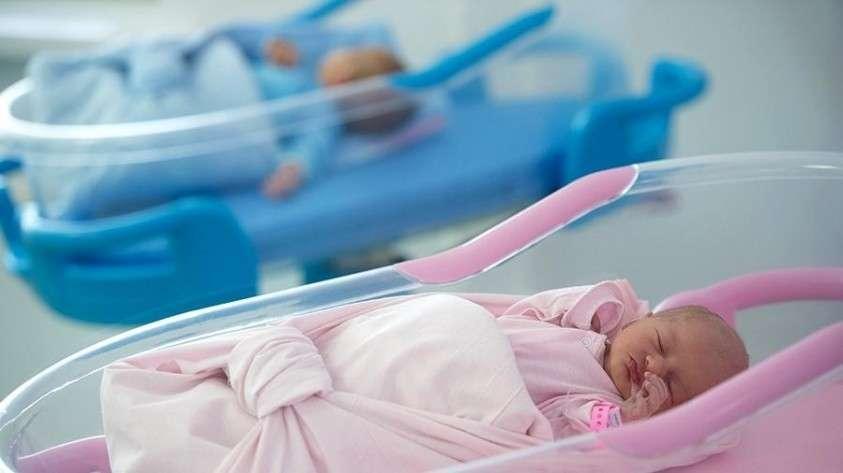Рождаемость в России упала до 10-летнего минимума
