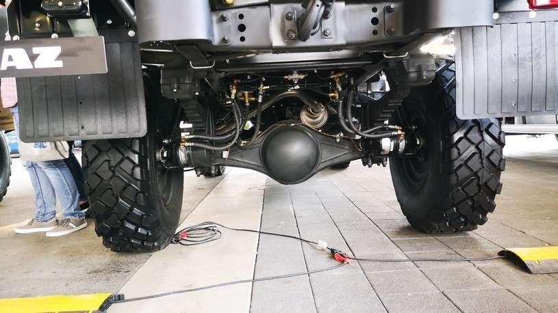 Садко-NEXT: наследник легендарного вездехода ГАЗ-66 готовится к серийному производству