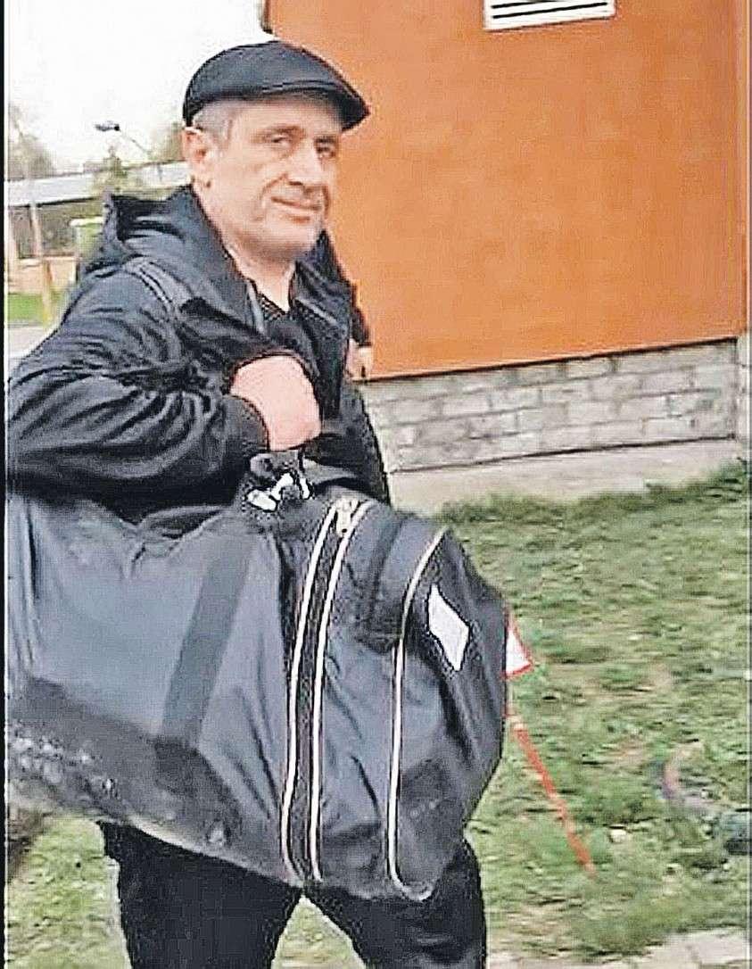Вор в законе Гия Беремена. Фото: МВД РФ