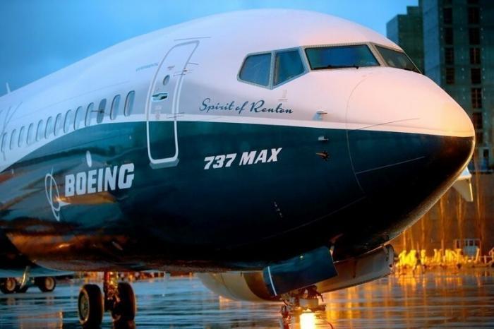 В США даже автостоянки забиты дефектными Boeing 737 Max