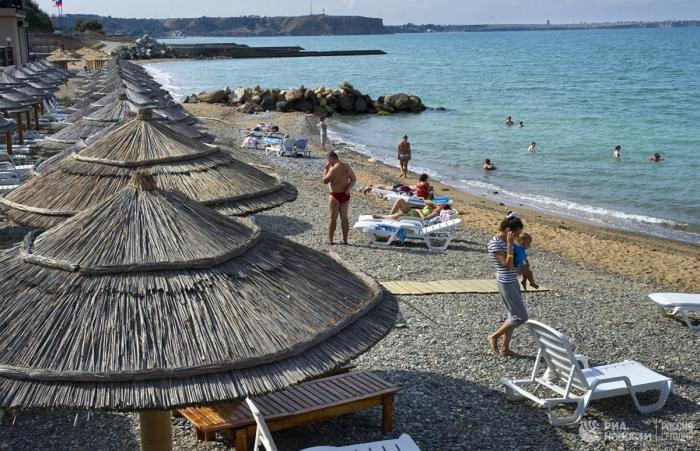 Какой выбрать лучший пляж в Крыму?