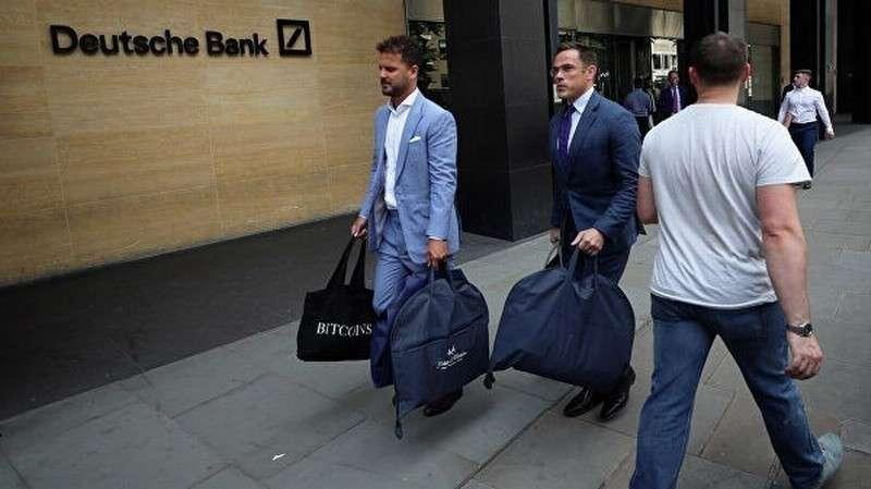 Трудные времена для ростовщиков и спекулянтов: Дойче Банк увольняет 18 тысяч сотрудников
