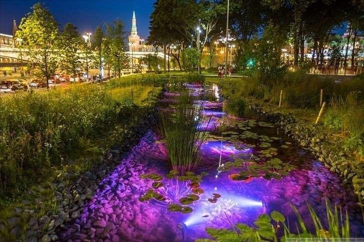 Москва стала самым зелёным мегаполисом среди крупнейших городов мира