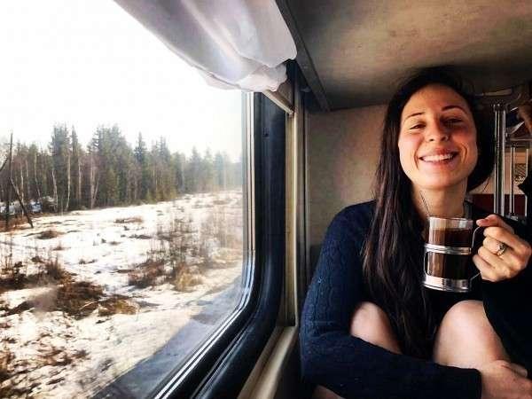 Итальянка о России, празднике Алые Паруса, поездах и русских: «Просто мечта!»