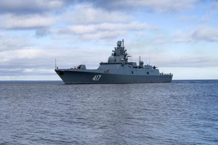 Соцсети США перестали работать за 3 дня до появления «Адмирала Горшкова» в Кабо-Верде