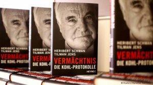 Книга воспоминаний Гельмута Коля может похоронить карьеру Меркель