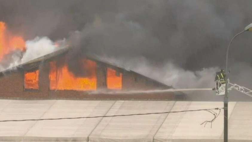 Пожар в Мытищах на территории ТЭЦ: погиб один человек, пострадали еще 14 человек