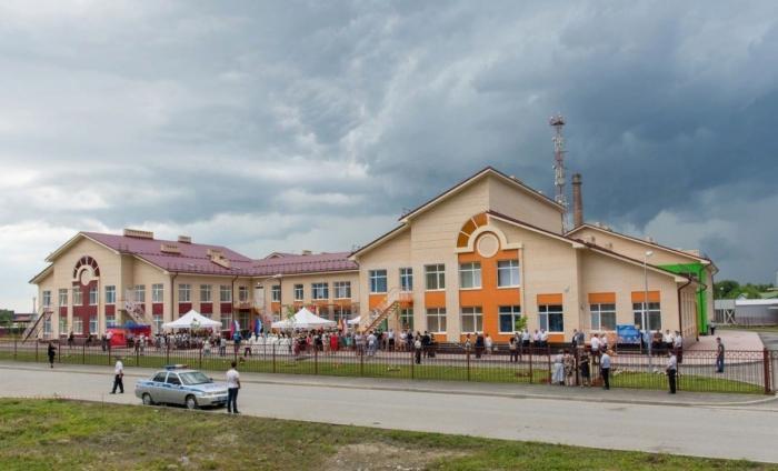 ВоВладикавказе открыли самый крупным детский сад в республикеСеверная Осетия